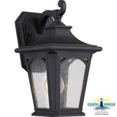 """Quoizel BFD8407 Bedford Outdoor 1 Light 12.75"""" Tall Outdoor Wall Sconce"""