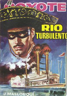 Río turbulento. Ed. Cid, 1962 (Col. El Coyote ; 74)