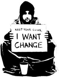 Begging: We Want Change - For many years, the #Homeless Persons' Legal Clinic has been advocating decriminalize #begging through the We Want Change campaign [ VIDEO + report ] | Public Interest Law Clearing House