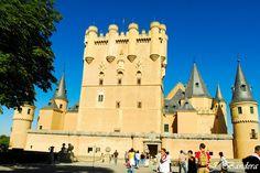 Las Fotografías de Bandera: El Alcázar de Segovia