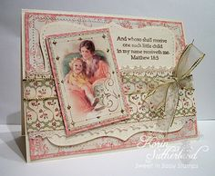 Vintage Adoption Card IC367 by sweetnsassystamps - Cards and Paper Crafts at Splitcoaststampers
