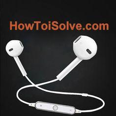 Best iPhone 7/7 Plus Earphones With Mic– Comfort to enjoy Music