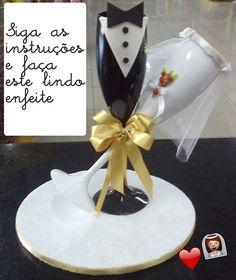 taças de eva para casamento-noivinho e noivinha