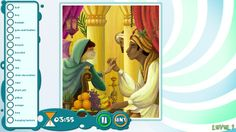 Arabian Nights - Hidden Object Game: Based on the Oxford University Press edition of Sheherazde, this game features stunning art and stimulating puzzles designed by award winning game producer SecretBuilders.