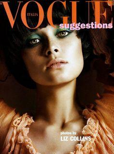 Tasha Tilberg by Liz Collins for Vogue Italia