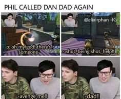 2018 phan is wild // honestly I cant with them this year they are in on the entire ship and they love to tease us about it