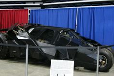 InvestComics at the #ComiCONN in Connecticut! #investcomics #comiconn #batman #batmobile