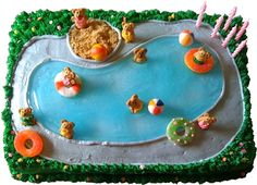 1000 images about birthday party ideas on pinterest for Swimmingpool gummi