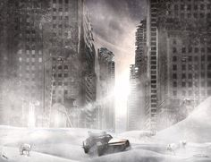 Post Apocalypse by ~Siqri on deviantART