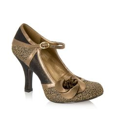 BELLE (Bronze) - Shoes - By Ruby Shoo