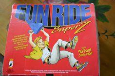 Zip Line Kits: Fun Ride Super Z by Spring Swings, LLC.