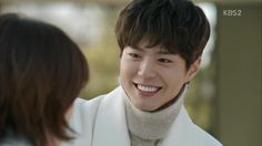 "HE'S SO PRETTY *__* Park Bo Gum as Lee Yoon Hoo in ""Cantabile Tomorrow"""