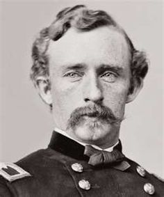 George Armstrong Custer 1839-1876, single-minded, arrogant, uncaring of his troopers. Little Big Horn was his supreme act of recklessness. His troopers and his brother died because of it.