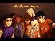 How Far We've Come - Tribute to Percy Jackson by Viria - YouTube