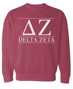 Delta Zeta Sweatshirt