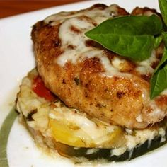 Baked Chicken and Zucchini - Allrecipes.com