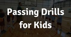 Passing Drills for Kids