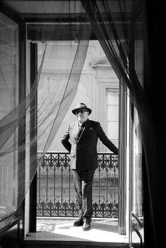 Ferdinando Scianna ITALY, Sicily, fashion story for VOGUE France.