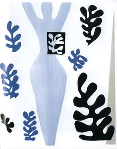 Henri Matisse - The Knife Launcher (Detail),  1947