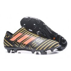 b773dc81e4de Buy Adidas Nemeziz Messi 17 360 Agility FG Football Boots - Core Black Tactile  Gold Metallic Solar Red - Adidas Nemeziz 17 360 Agility FG (Your Store)