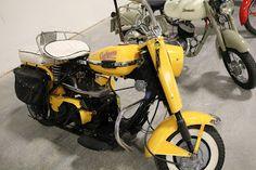 OldMotoDude: 1963 Cushman Eagle sold for $2,500 at the 2017 Mec...