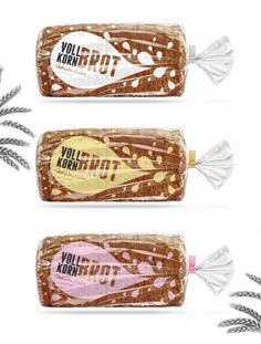 Volkornbrot Complete Branding and Packaging Design