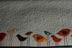 Simple Sweet Yarns: Birdie Quilt