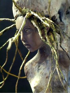 wooden spirit lavia by Tatjana Raum, all rights reserved