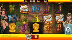 Do you have Indiana Jones in you? If yes, then Cave Raiders slots is perfect for you. Join Monster Casino, avail a #bonus of £5 instant and #playonline