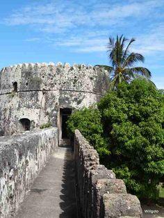 The Old Fort (Omani Fort) in Stone Town, Zanzibar
