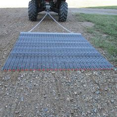Best Grass Seed Lawn, Riding Mower Attachments, Lawn Leveling, Utility Tractor, Tractor Implements, Gravel Driveway, Yard Tools, Outdoor Projects, Wood Projects