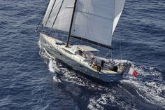 "Futuna 70 ""ICHTUS"" by Futuna Yachts from 2010  http://www.yachtemoceans.com/sailing-yacht-futuna-70-ichtus   #futuna70 #ichtus #ichthys #fisch #christian #jesus #god #sailing #sailingyacht #yacht #yachts #jacht #zeilen"