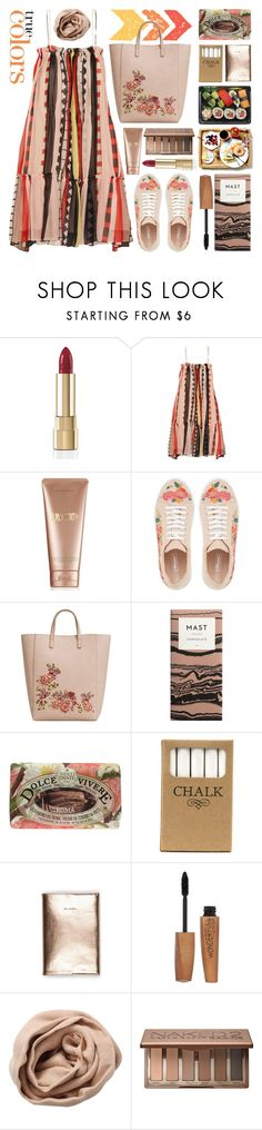 """Summer"" by barbarela11 ❤ liked on Polyvore featuring Dolce&Gabbana, Apiece Apart, La Mer, Dune, MANGO, Nesti Dante, Jayson Home, Rimmel, Brunello Cucinelli and Urban Decay"