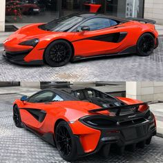 """A basic meaning of a sports automobile is """"a little low vehicle with a high-powered engine, and generally seats two individuals"""". Mclaren Cars, Top Luxury Cars, Super Sport Cars, Fancy Cars, Top Cars, Sexy Cars, Amazing Cars, Custom Cars, Cars And Motorcycles"""