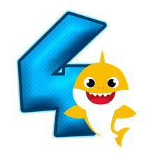 4 com personagem Baby Shark - Fazendo a Nossa Festa Candyland, Betty Boop, Frozen Bebe, Underwater Theme, Shark Party, Under The Sea Party, Baby Shark, Classroom Themes, Boy Birthday