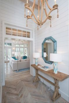 Thanks to Johanna Gaines, shiplap is a huge trend in homes, but would you add it through your whole house?