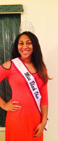 Mikayla Chess Miss Black Ohio Teen