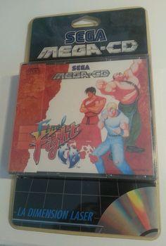 FINAL FIGHT CD SEGA MEGA CD NEW IN BLISTER NUEVO PRECINTADO Sega Cd, Videos, Consoles, Finals, Videogames, Nostalgia, Gaming, Ebay, History