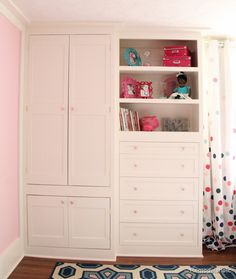 how to build a built-in closet, built-ins from existing furniture upcycle remodelaholic.com