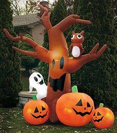32 Best Halloween Inflatables Images Outdoor Halloween Halloween