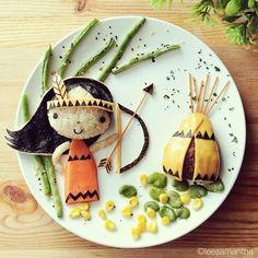 Minions, Snoopy, Batman : faire des plats de ses enfants des oeuvres d'art | MinuteBuzz