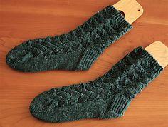 Ravelry: joshiro's Monkey socks