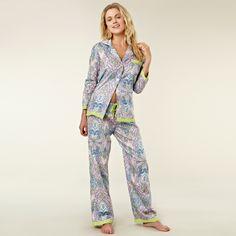 b1c817399e Bedhead Pajamas Cotton Sateen Pink Riviera Ribbon  Sarah Chintomby Nasafi  Grayce Bedhead Pajamas