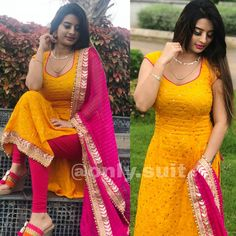 Online shopping for women Salwar Suits Indian. Latest collection of Anarkali, party wear, casual wear, Punjabi at cheap price Punjabi Suit Neck Designs, Salwar Neck Designs, Neck Designs For Suits, Dress Neck Designs, Kurta Designs, Blouse Designs, Dress Indian Style, Indian Dresses, Indian Outfits