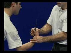 Defense against Knife attacks (Krav Maga)