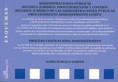 """https://flic.kr/p/uD5aom   Administraciones públicas régimen jurídico, procedimientos y control : Esquemas / María Burzaco Samper   <a href=""""http://encore.fama.us.es/iii/encore/record/C__Rb2667431?lang=spi"""" rel=""""nofollow"""">encore.fama.us.es/iii/encore/record/C__Rb2667431?lang=spi</a>"""