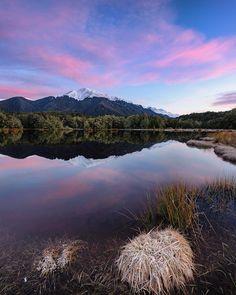 New Zealand being #asbeautifulasever