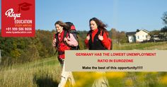 Germany has the lowest unemployment ratio in Eurozone. Make the best of this opportunity!!! We Riya Education will guide you. #study #abroad #trichur #thrissur #consultants #education #study