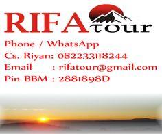 Paket Wisata bromo Contact Service RIFA Tour
