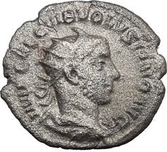 Item specifics    									 			Ruler:   												Volusianus  									 			Composition:   												Silver   							 							  Volusian 251AD Silver Ancient Roman Coin Pietas toward parents Cult  i32971  Price : $93.90  Ends on : 3 weeks Order Now